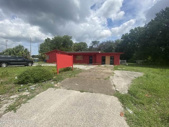 8061 Lone Star Rd, Jacksonville, FL 32211 (MLS #1118903) :: The Volen Group, Keller Williams Luxury International