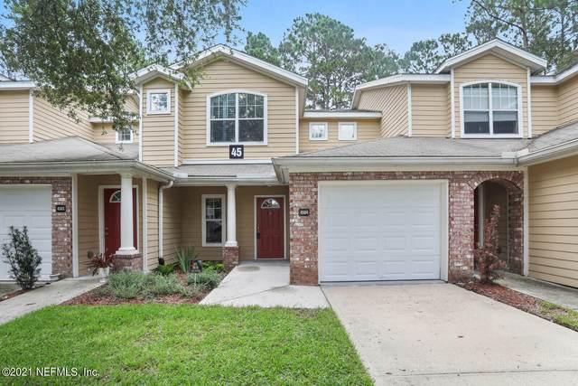 10200 Belle Rive Blvd #4504, Jacksonville, FL 32256 (MLS #1119065) :: The Huffaker Group