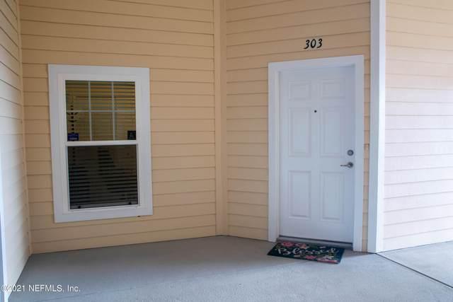 4920 Key Lime Dr #303, Jacksonville, FL 32256 (MLS #1119131) :: The Hanley Home Team