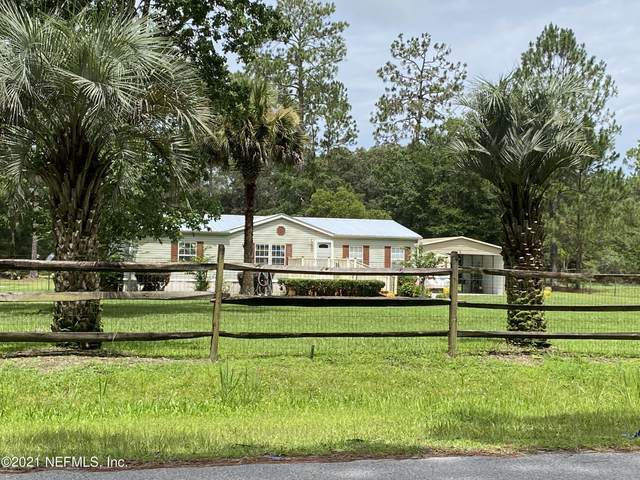 155 Whispering Pines Rd, Georgetown, FL 32139 (MLS #1119175) :: The Hanley Home Team