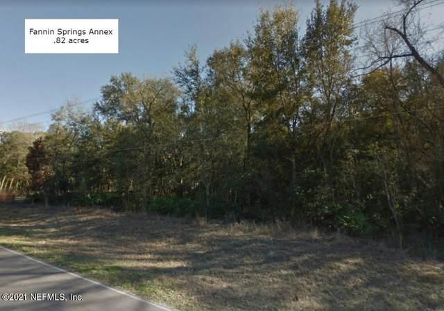 7216 NW 165TH St, Trenton, FL 32693 (MLS #1119690) :: EXIT 1 Stop Realty
