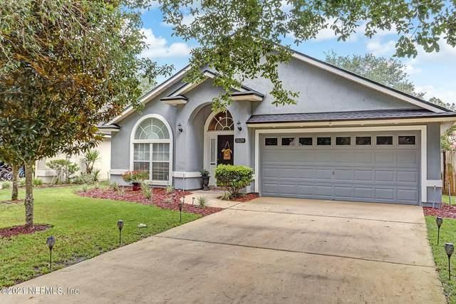 1624 Mapmakers Way, St Augustine, FL 32092 (MLS #1119744) :: The Volen Group, Keller Williams Luxury International