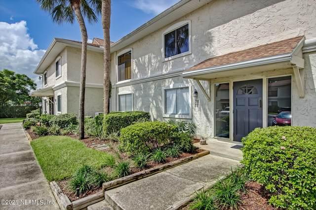 14750 Beach Blvd #77, Jacksonville Beach, FL 32250 (MLS #1119774) :: Ponte Vedra Club Realty