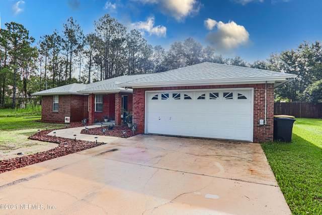 7657 Old Middleburg Rd S, Jacksonville, FL 32222 (MLS #1119821) :: The Volen Group, Keller Williams Luxury International