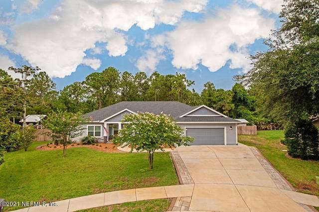208 Pardo Way, St Augustine Shores, FL 32086 (MLS #1120036) :: Olde Florida Realty Group