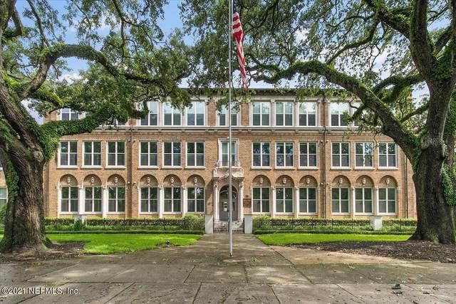 2525 College St #2205, Jacksonville, FL 32204 (MLS #1120040) :: The Randy Martin Team | Watson Realty Corp