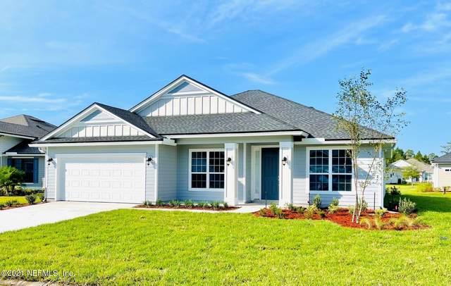 148 Daniel Creek Ct #0031, St Augustine, FL 32095 (MLS #1120268) :: The Volen Group, Keller Williams Luxury International