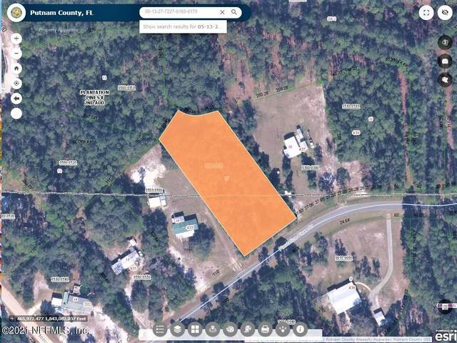 435 Plantation Pines Dr, Georgetown, FL 32139 (MLS #1120340) :: Olson & Taylor | RE/MAX Unlimited