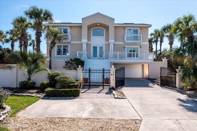 2413 S Ponte Vedra Blvd, Ponte Vedra Beach, FL 32082 (MLS #1120492) :: The Newcomer Group