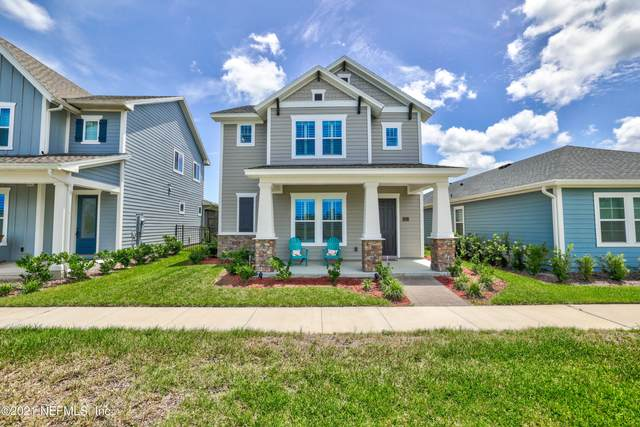 86 Dalton Cir, St Augustine, FL 32092 (MLS #1120776) :: Memory Hopkins Real Estate