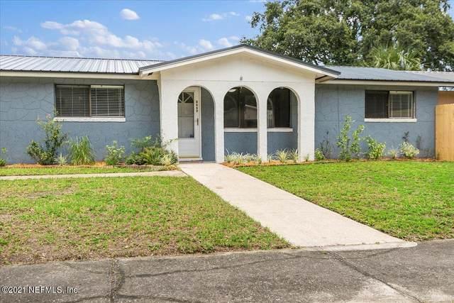8669 Hammondwood Rd S, Jacksonville, FL 32221 (MLS #1120835) :: The Volen Group, Keller Williams Luxury International
