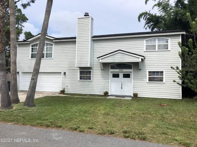 302 Magnolia St, Atlantic Beach, FL 32233 (MLS #1121261) :: Bridge City Real Estate Co.