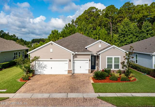 115 Saint Vincent Dr, St Augustine, FL 32092 (MLS #1121295) :: Olde Florida Realty Group