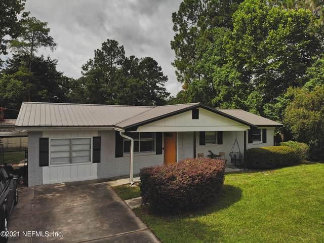 732 Miltondale Rd, Macclenny, FL 32063 (MLS #1121366) :: The Hanley Home Team