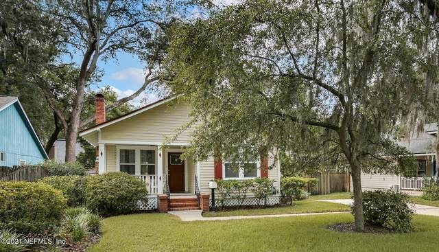 3962 Herschel St, Jacksonville, FL 32205 (MLS #1121435) :: The Impact Group with Momentum Realty