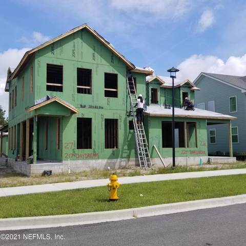217 Daydream Ave, Yulee, FL 32097 (MLS #1121586) :: The Huffaker Group