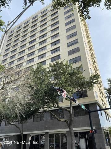 311 W Ashley St #804, Jacksonville, FL 32202 (MLS #1121653) :: Ponte Vedra Club Realty