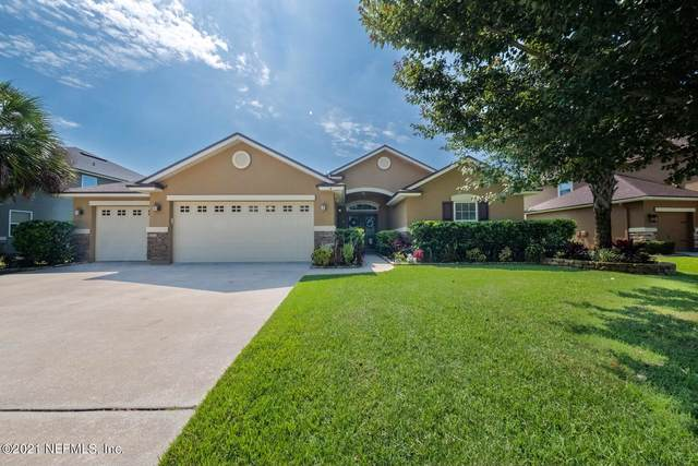 144 Scotland Yard Blvd, Fruit Cove, FL 32259 (MLS #1121754) :: The Huffaker Group
