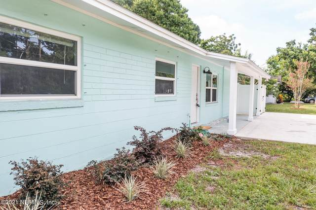 317 Penman Rd, Neptune Beach, FL 32266 (MLS #1121807) :: The Impact Group with Momentum Realty