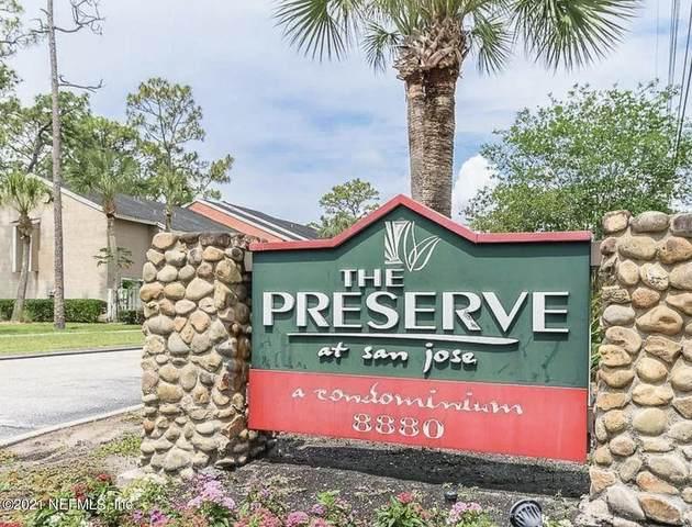 8880 Old Kings Rd S #16, Jacksonville, FL 32257 (MLS #1122066) :: Olde Florida Realty Group