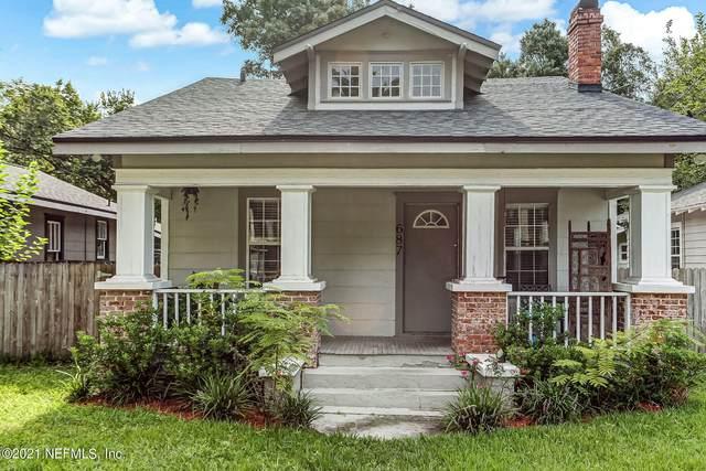 687 Bridal Ave, Jacksonville, FL 32205 (MLS #1122141) :: The Hanley Home Team
