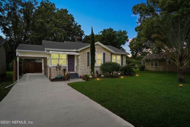 1556 Sheridan St, Jacksonville, FL 32207 (MLS #1122219) :: Memory Hopkins Real Estate