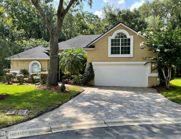7888 Heather Lake Ct E, Jacksonville, FL 32256 (MLS #1122298) :: The Randy Martin Team | Watson Realty Corp