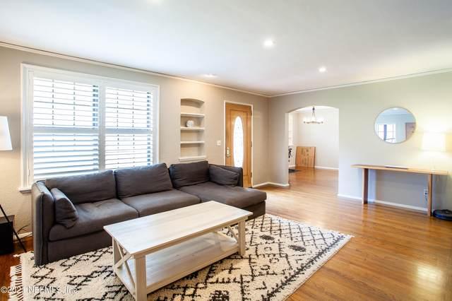 2739 Riverwood Ln, Jacksonville, FL 32207 (MLS #1122406) :: EXIT Inspired Real Estate