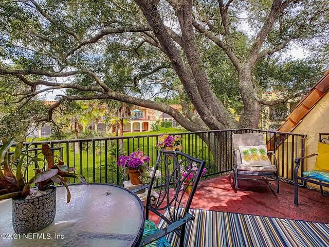 3919 Bell Tower Dr #4, Jacksonville, FL 32217 (MLS #1122843) :: Memory Hopkins Real Estate