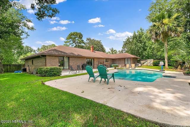 711 Ruthver Ct, Orange Park, FL 32073 (MLS #1123035) :: EXIT Inspired Real Estate