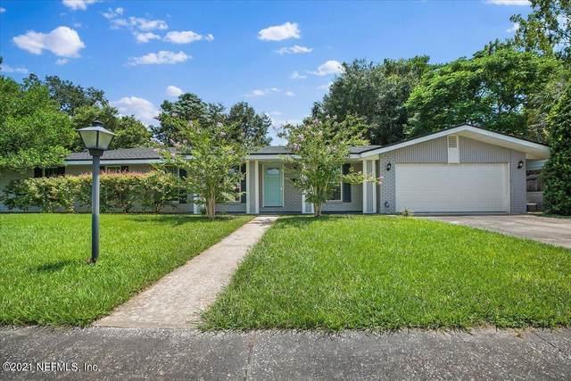 1213 Montego Rd E, Jacksonville, FL 32216 (MLS #1123435) :: EXIT 1 Stop Realty