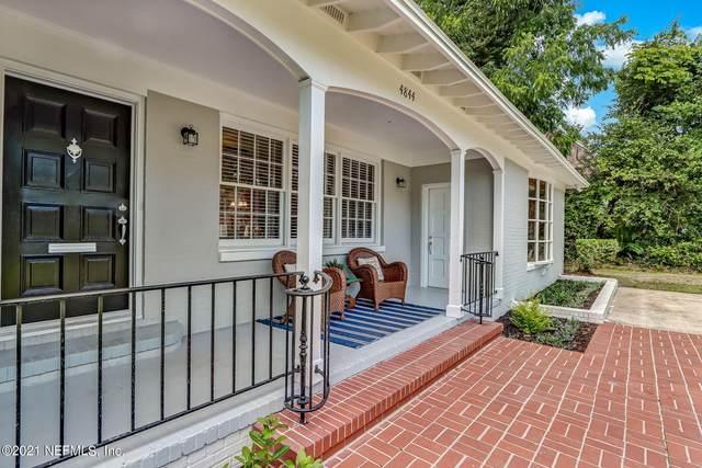 4844 Algonquin Ave, Jacksonville, FL 32210 (MLS #1123458) :: The Volen Group, Keller Williams Luxury International