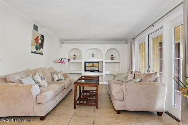 6647 La Mirada Dr W #1, Jacksonville, FL 32217 (MLS #1123482) :: EXIT Real Estate Gallery