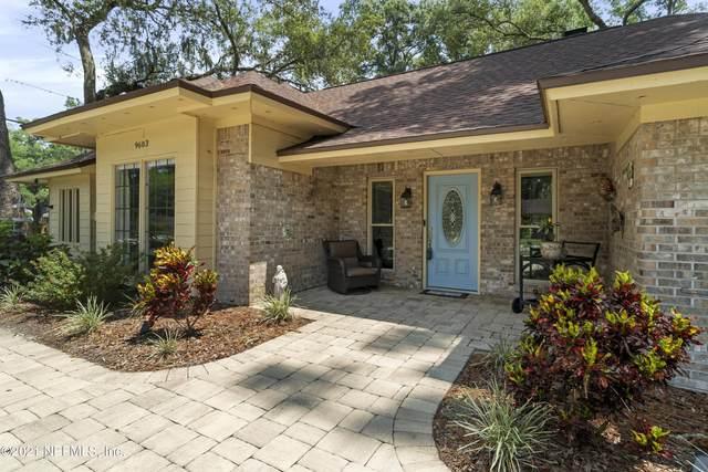 9603 Beauclerc Bluff Rd, Jacksonville, FL 32257 (MLS #1123798) :: The Huffaker Group