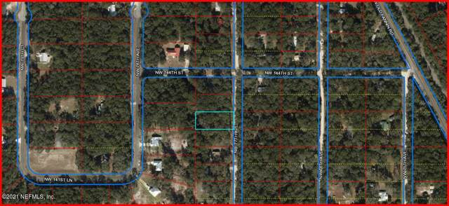 14350 NW 77TH Ave, Trenton, FL 32693 (MLS #1123915) :: EXIT Real Estate Gallery