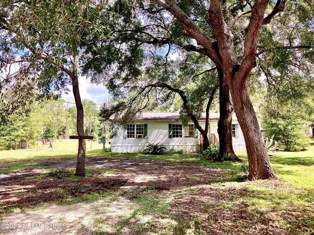 146 Lake Cir, Satsuma, FL 32189 (MLS #1124413) :: Ponte Vedra Club Realty
