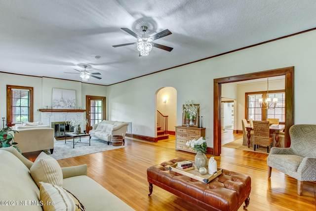1409 Cherry St, Jacksonville, FL 32205 (MLS #1124620) :: Berkshire Hathaway HomeServices Chaplin Williams Realty