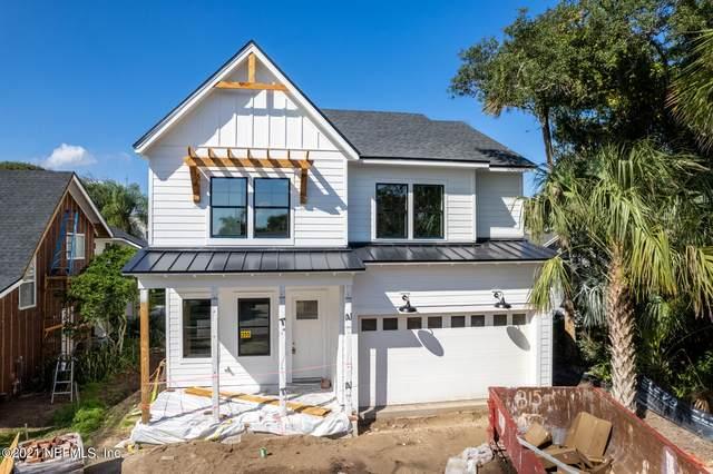 0 14TH St, Atlantic Beach, FL 32233 (MLS #1125167) :: Endless Summer Realty