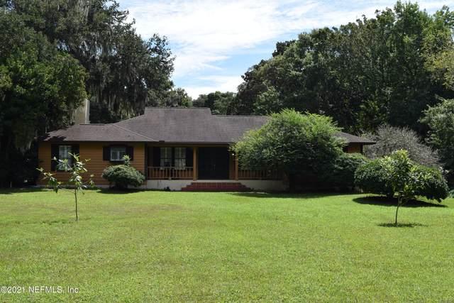 2710 Amelia Rd, Fernandina Beach, FL 32034 (MLS #1125563) :: The Hanley Home Team