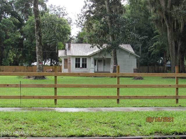 412 S Oakridge Ave, GREEN COVE SPRINGS, FL 32043 (MLS #1125770) :: EXIT 1 Stop Realty