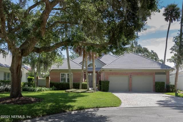 160 Laurel Ln, Ponte Vedra Beach, FL 32082 (MLS #1125820) :: Vacasa Real Estate