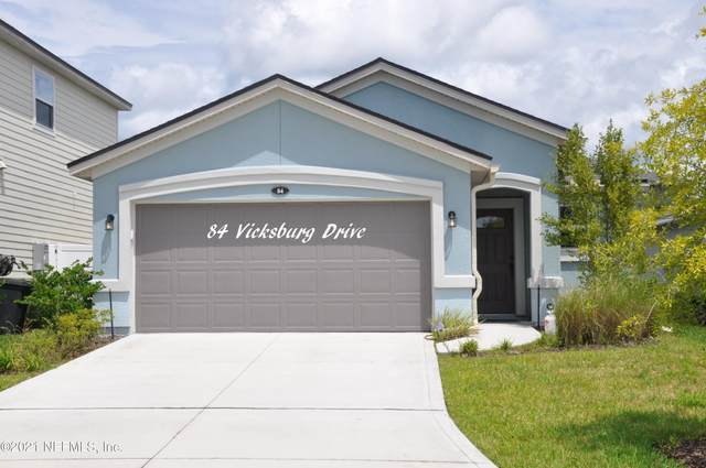 84 Vicksburg Dr, St Johns, FL 32259 (MLS #1126702) :: Berkshire Hathaway HomeServices Chaplin Williams Realty