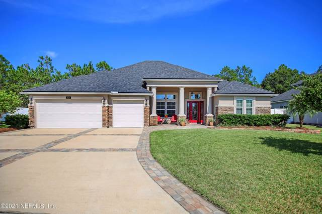 3024 N Cassata Ln, St Augustine, FL 32092 (MLS #1126852) :: The Collective at Momentum Realty