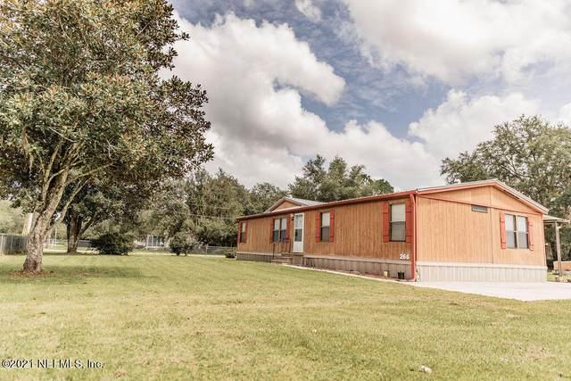 266 Tropic Ave, Satsuma, FL 32189 (MLS #1127792) :: Ponte Vedra Club Realty