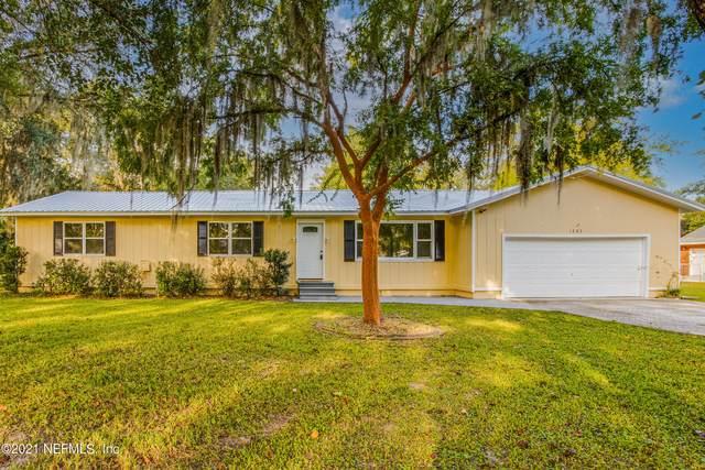1203 Pine Cir, Macclenny, FL 32063 (MLS #1127798) :: The Hanley Home Team