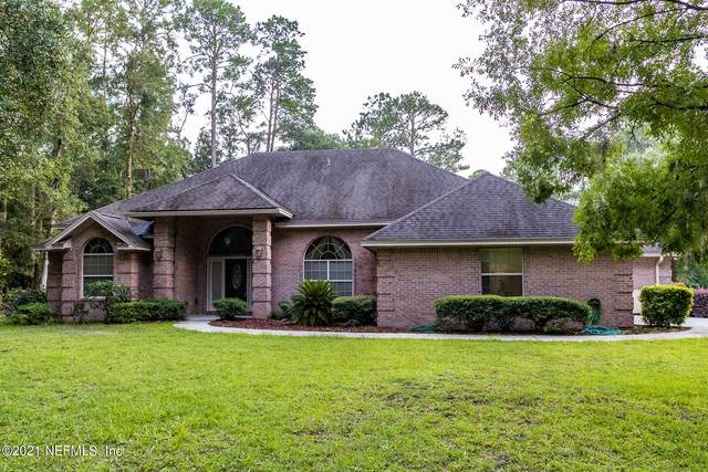 1509 Fraser Rd, GREEN COVE SPRINGS, FL 32043 (MLS #1127926) :: The Perfect Place Team