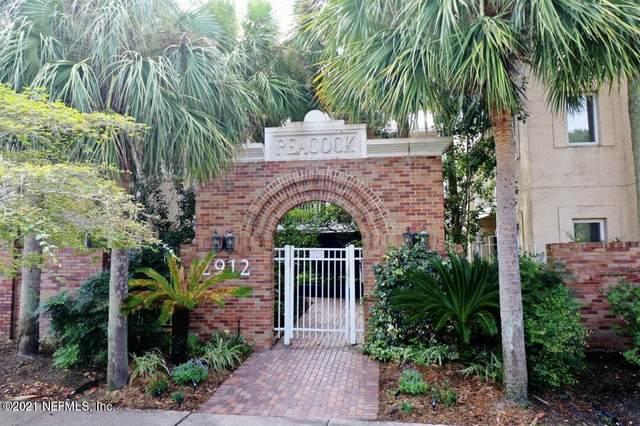 2912 St Johns Ave #20, Jacksonville, FL 32205 (MLS #1128142) :: EXIT Real Estate Gallery