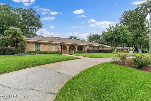 2215 Smullian Trl S, Jacksonville, FL 32217 (MLS #1128245) :: The Collective at Momentum Realty