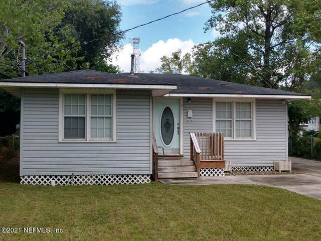 271 E 47TH St, Jacksonville, FL 32208 (MLS #1128367) :: Olson & Taylor   RE/MAX Unlimited