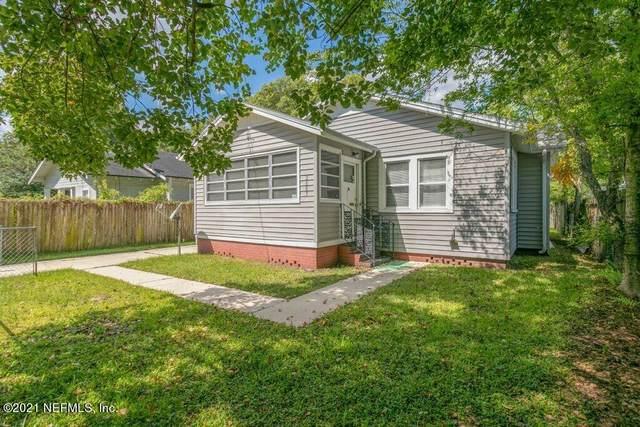 2667 Ernest St, Jacksonville, FL 32204 (MLS #1128404) :: Endless Summer Realty